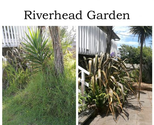 riverhead garden makeover