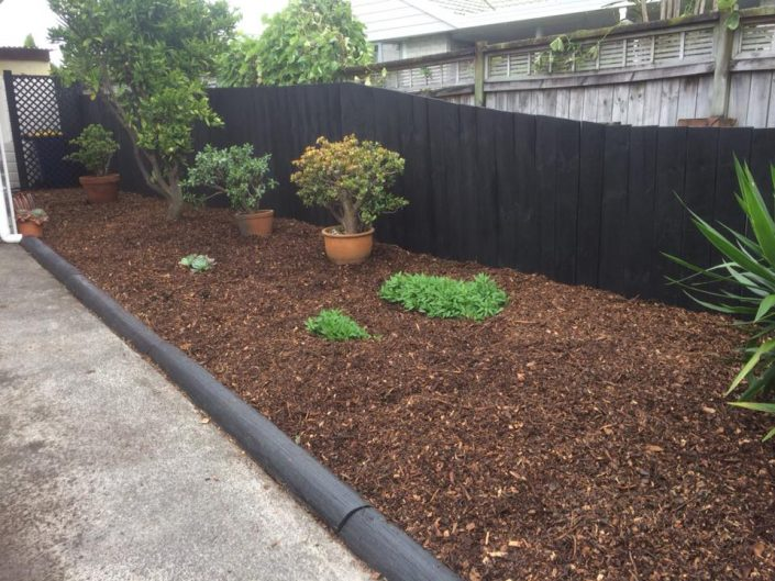 mulch for the garden